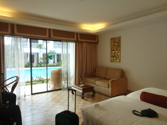 Samui Palm Beach Resort & Hotel: bungalow