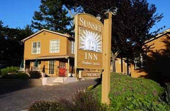 Sunset Inn: Hotel