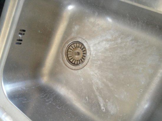 Ciutadella Park Apartments: Sink