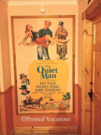 Michaeleen's Manor: Quiet Man Posters and Pictures Abound