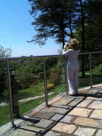 The Culbone: Views across Exmoor