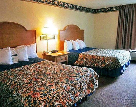 Motel 6 Memphis: MDouble