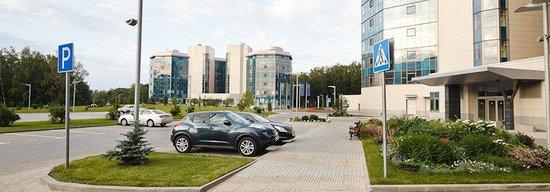 SkyPoint Sheremetyevo Hotel: Exterior
