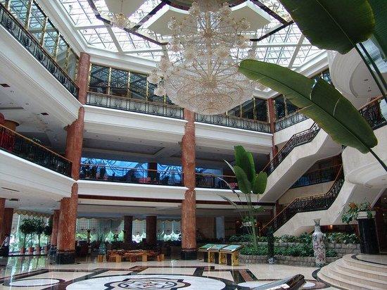 Jingcheng Hotel: Lobby