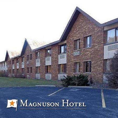 Magnuson Hotel Dixon Watermark