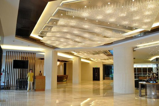 Zhongya International Hotel: Lobby