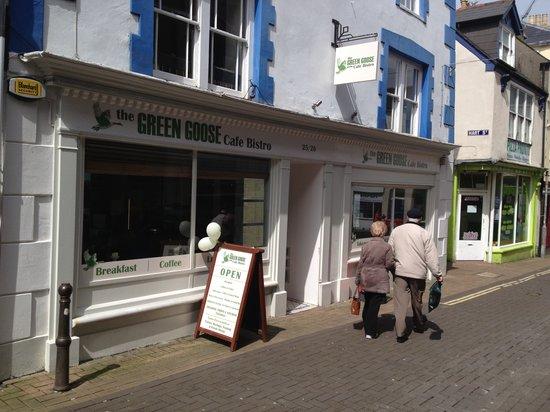 Green Goose Cafe Bistro: The Green Goose Cafe