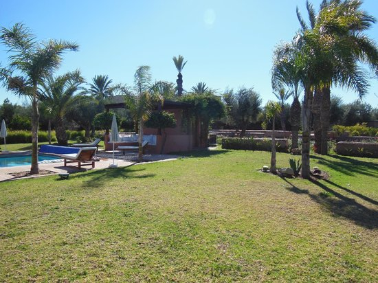 le jardin picture of villa jardin nomade marrakech