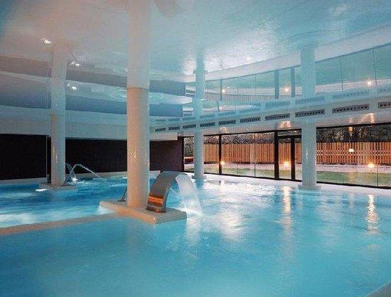 Hotel balneario alhama de arag n ahora 96 antes for Balneario de fortuna precios piscina