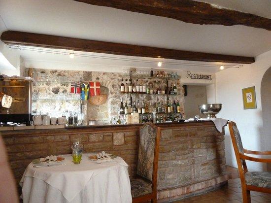Le Troubadour : Restaurant