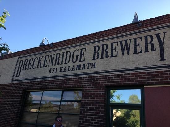 Denver Brews Cruise: Breckinridge Brewery