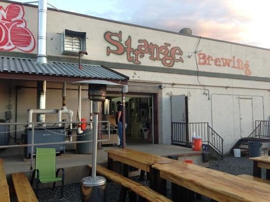 Denver Brews Cruise: Strange Brewing