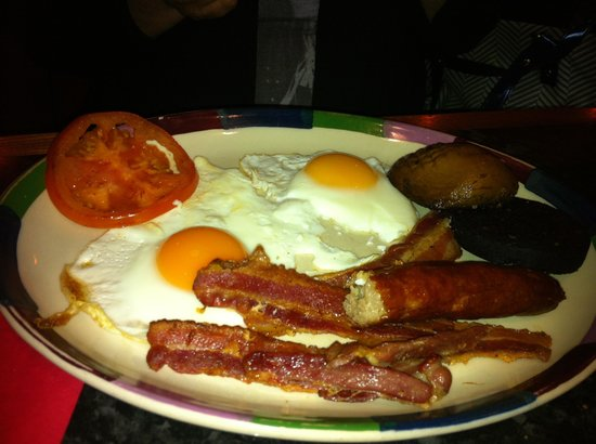 Frankie & Benny's New York Italian Restaurant & Bar - North Shields : Full breakfast