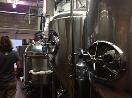 Denver Brews Cruise: Strange Brewing tour
