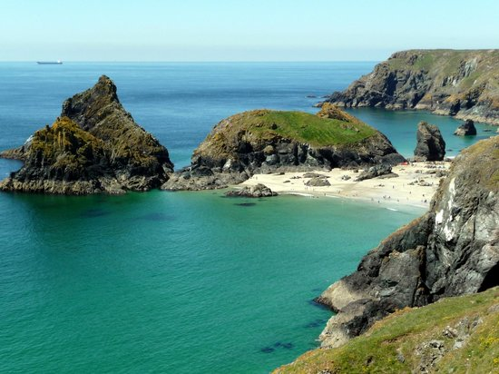 The Lizard, UK: Kynance Cove