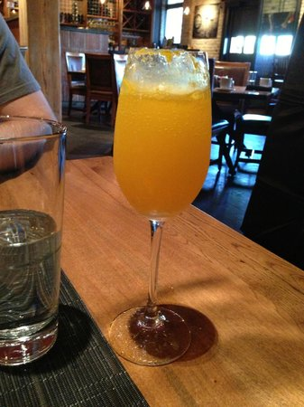 Smyth In The Iron Horse Hotel: Mimosa