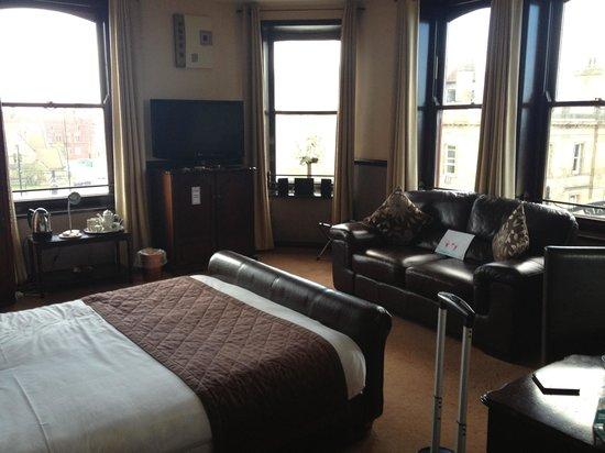 Hillcarter Hotel : Suite
