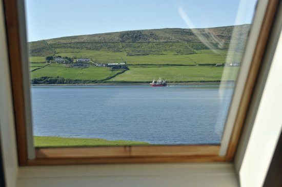 Emlagh Lodge: View from our room