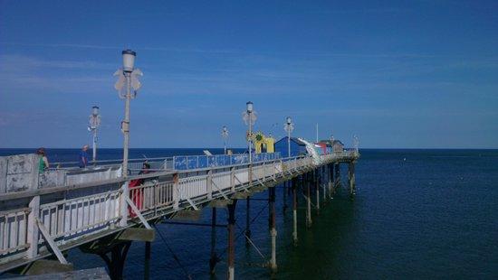 Teignmouth, UK: grand pier
