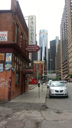 Jacoby's Downtown Detroit