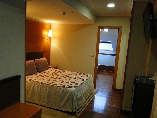 Hotel Bonaval: Habitacion doble