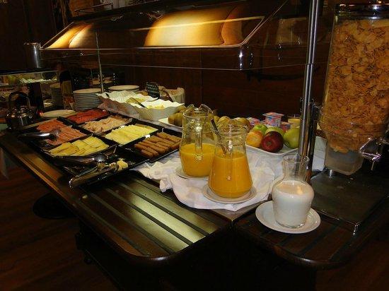 Hotel Bonaval: Desayuno