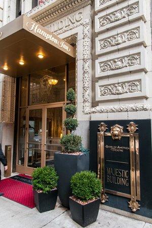 芝加哥哈普頓旅館照片