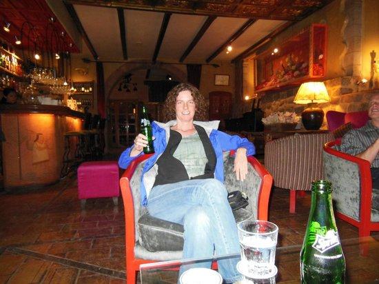 Hotel Arqueologo Exclusive Selection: In the bar area