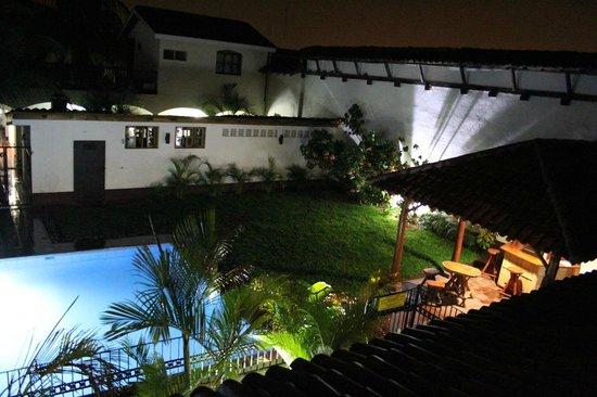 Hotel Cacique Adiact: Pool Area