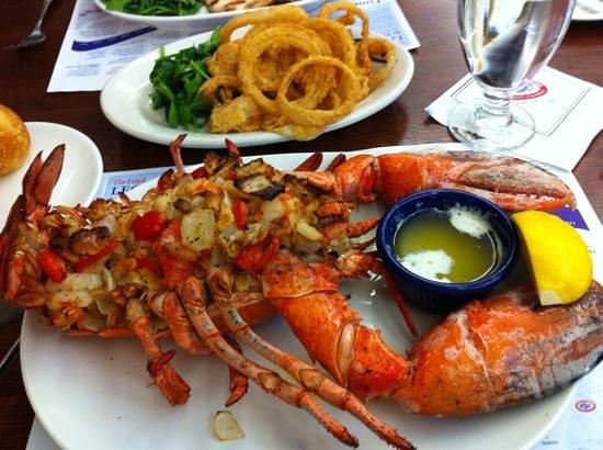 Legal Seafood - Picture of Legal Sea Foods, Atlanta - TripAdvisor
