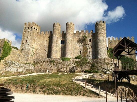Casa D'Obidos: obidos castle