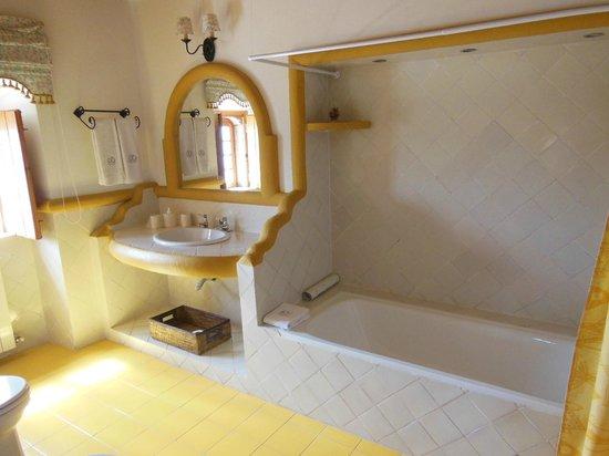 Casa D'Obidos: bath