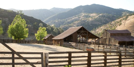 Rankin Ranch: Horse Corral