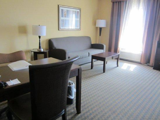 Hampton Inn & Suites Vineland : room