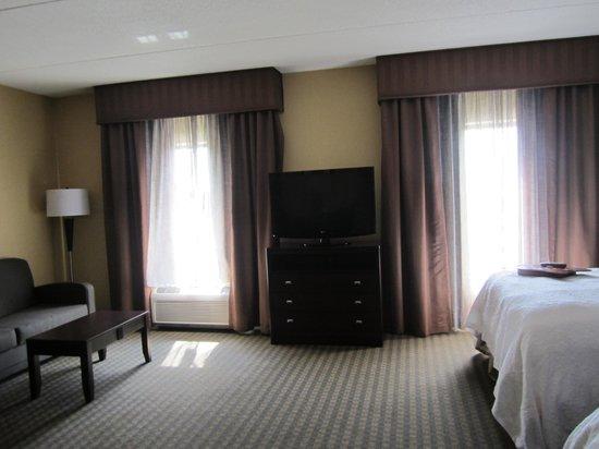 Hampton Inn & Suites Vineland: room