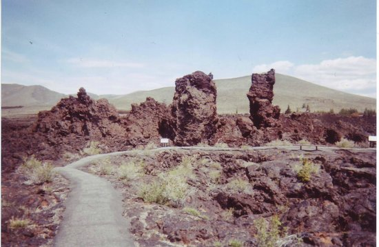 Craters of the Moon National Monument: Craters of the Moon