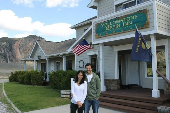 Yellowstone Basin Inn : a pousada