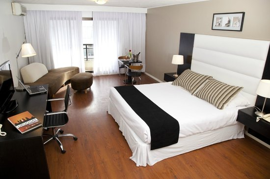 Pocitos Plaza Hotel : Habitacion Ejecutiva Matrimonial