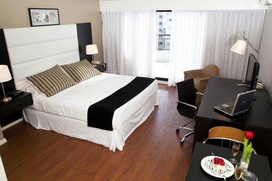 Pocitos Plaza Hotel : Habitacion Penthouse