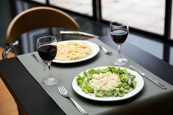 Pocitos Plaza Hotel : Restaurante