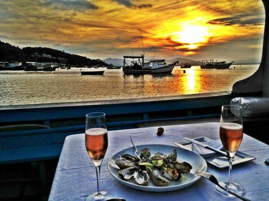 Ponta dos Ganchos Exclusive Resort: Passeio de barco