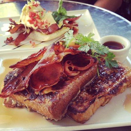 Chill Cafe Palm Cove Dinner Menu