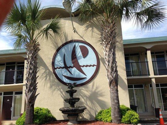 Budget Inn Conway: Hotel logo