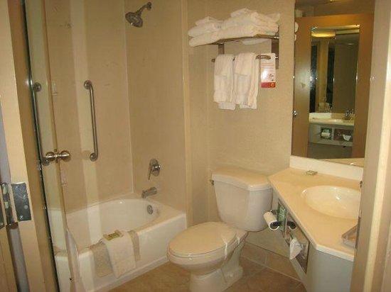 Super 8 Wichita South : Bathroom