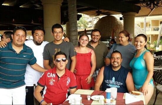 Villa del Mar Beach Resort & Spa: restaurante
