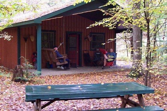 Wapiti Woods: Visit #2 2011