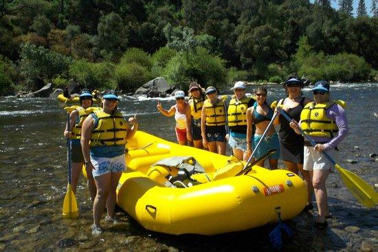 Beyond Limits Adventures: American River Girls