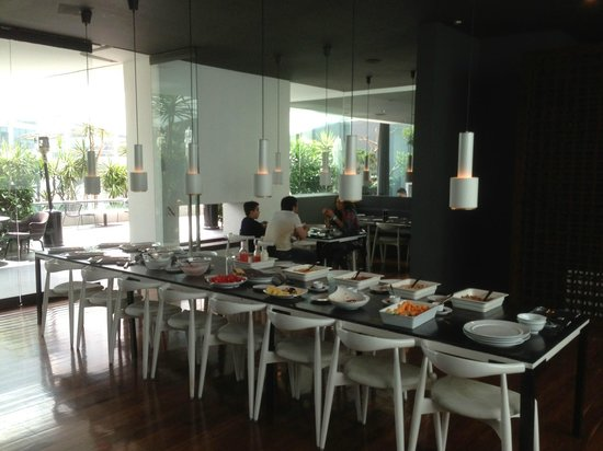 Distrito Capital: Restaurant