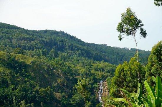 Ella Gap Panorama: View