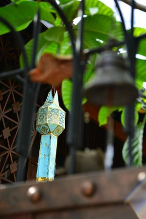 Chiang Mai Summer Resort : Entrance Gate